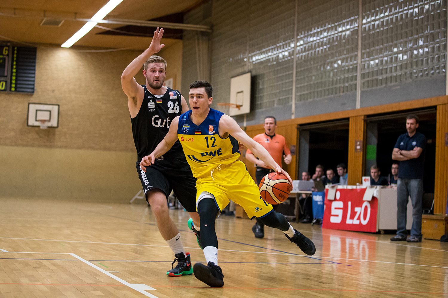 Robert Drijencic German Basketball Future