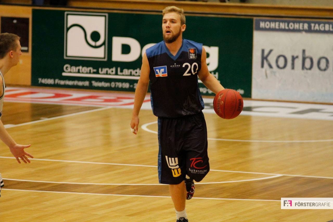 Ole Sebald German Basketball Future