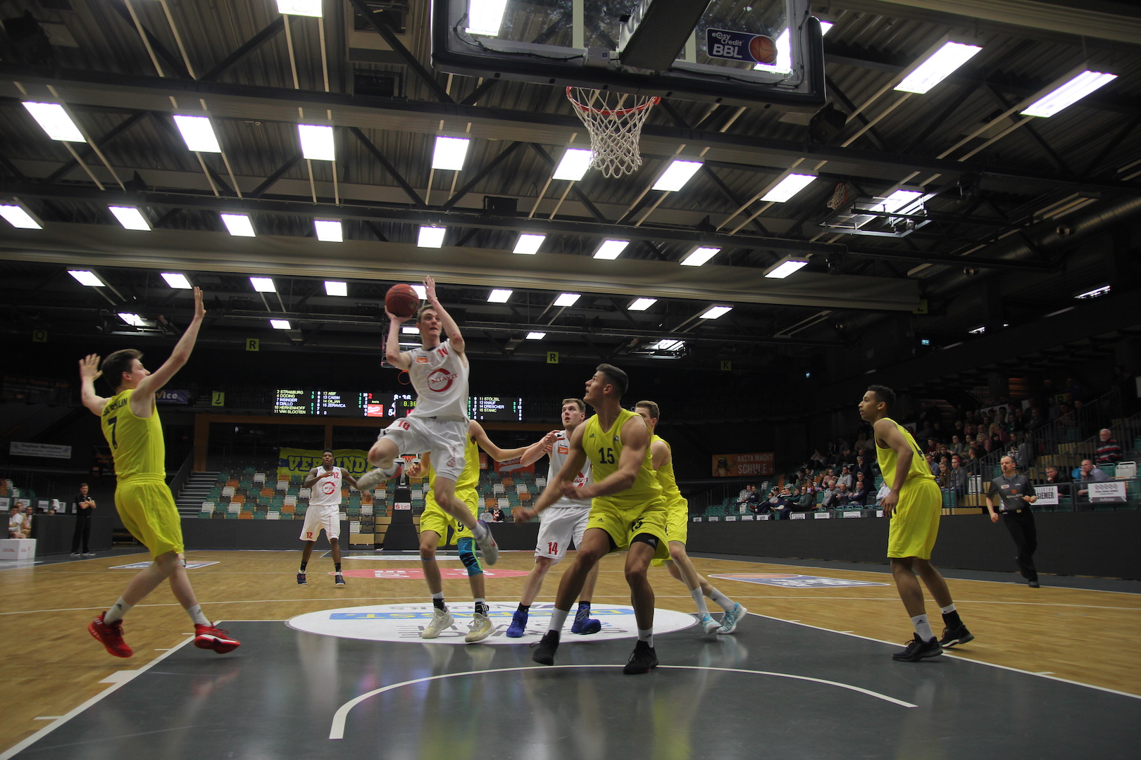 Philipp Herkenhoff NBBL Top 4